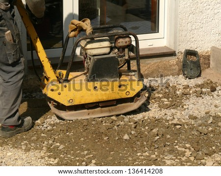 compacted subsoil