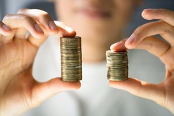 Compare Wage Gap, Money Pay And Pay
