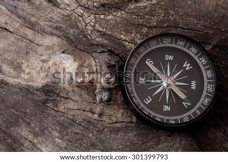 compass adventure journey