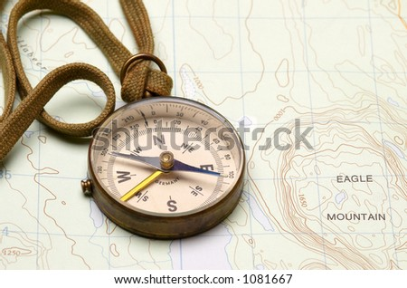 compass and map 2