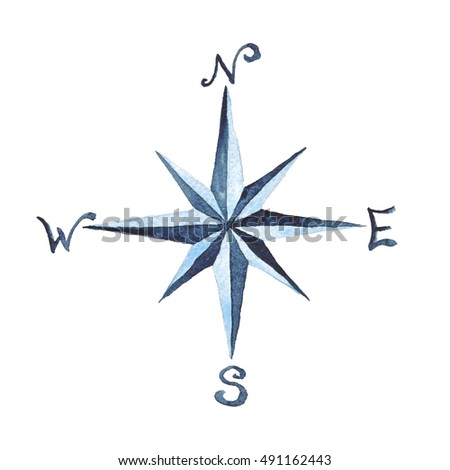 compass rose nautical ...