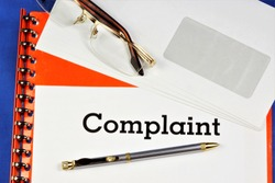Complaint - a written document-a legal request addressed to the authorized body to eliminate violations of rights and legitimate interests, a brief and concise request of the applicant.