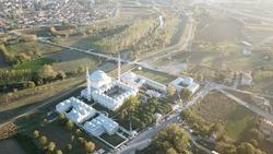 Complex of Sultan Bayezid II Drone Shot
