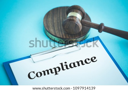 COMPLIANCE AND STAMP CONCEPT #1097914139
