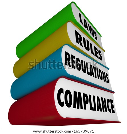 Compliance Laws Rules Regulations Books