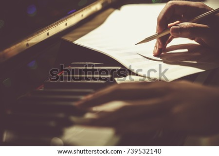 Composer of Music