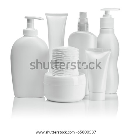 composition for skin care isolated