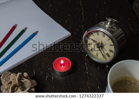 Compositions with a clock #1274322337