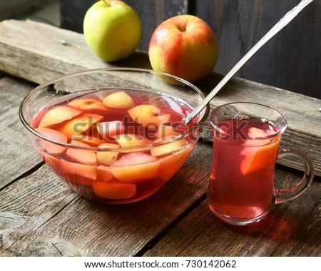 compote of apples
