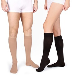Compression Hosiery. Medical Compression stockings and tights for varicose veins and venouse therapy. Socks for man and women. Clinical compression knits. Comfort maternity tights for pregnant women.