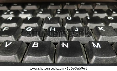 Computer and Laptop Keyboards #1366365968