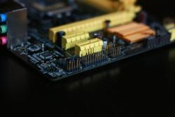Computer cirquit board macro