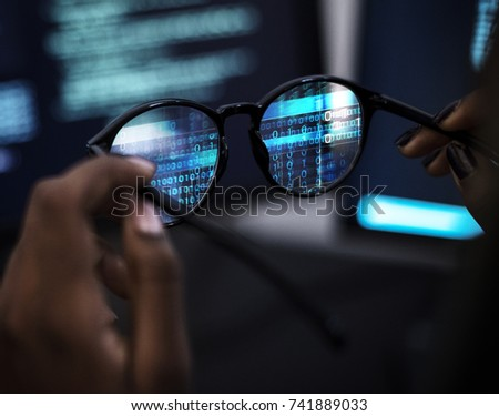 Computer coding shoot