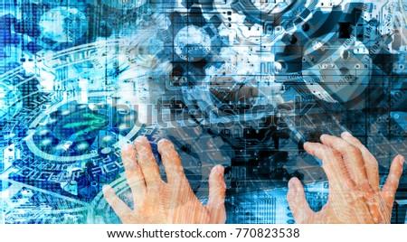 computer communication technology #770823538