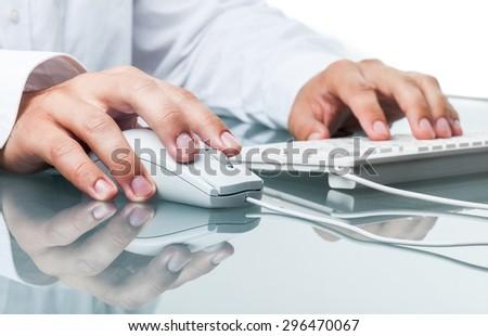 Computer, Computer Mouse, Computer Programmer.