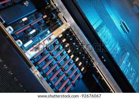Computer Internet Server