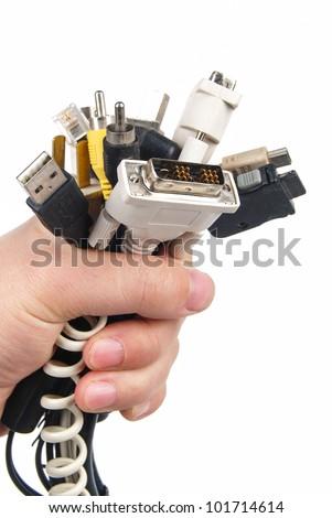 Computer plugs