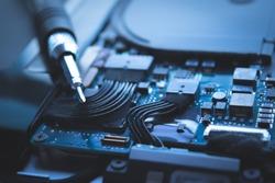 Computer repair hardware, Computer repair