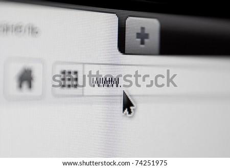 Computer screen macro http