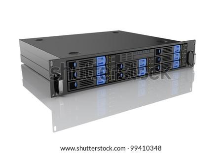 Computer server unit