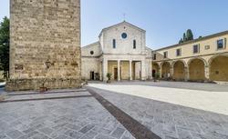 Concattedrale di San Secondiano, Chiusi, Tuscany, Italy