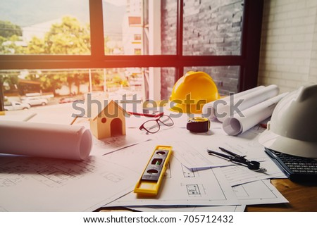 Concept architects, equipment architects