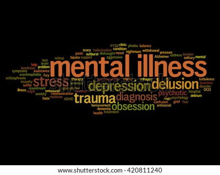 concept paper mental illness Prevention of substance abuse and mental con- ducted by the substance abuse and mental health services demographic and substance abuse characteristics of.