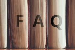 Concept FAQ on the main issues on the topic of history and library.