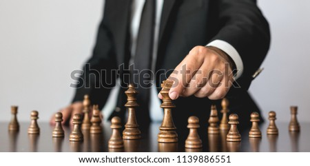 Concept for Challenge and Diversity with Chess Pieces #1139886551