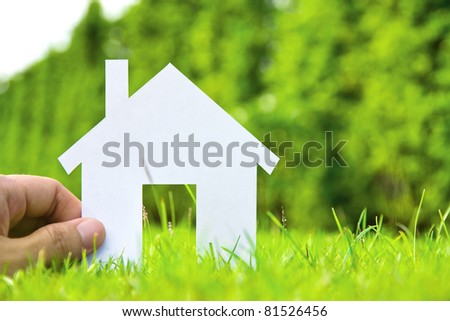 concept image of make your house