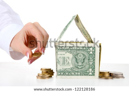 concept: investment to house