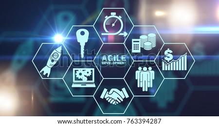Concept of agile software development #763394287