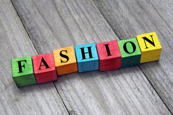 concept of fashion