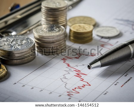 Concept of making money on investment