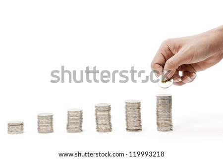 Concept of money growth