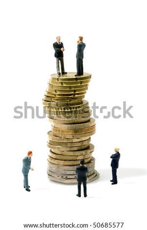 concept of tradition money business