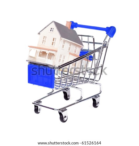 Concept: shopping for a house