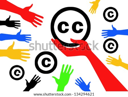 Conception of legal noncommercial is licenses Creative commons