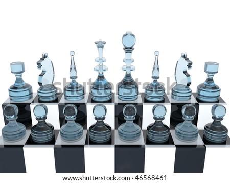 Conceptual Chess Board Stock Photo 46568461 Shutterstock