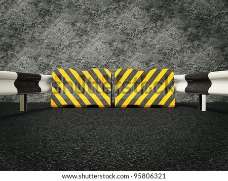 Conceptual 3d illustration on a isolated background. - stock photo