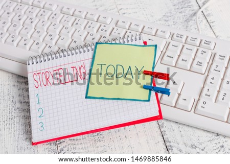 Conceptual hand writing showing Benchmarking. Business photo text evaluate something by comparison with standard or scores. #1469885846