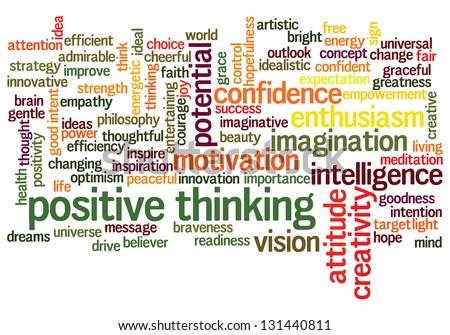 Imagination positive