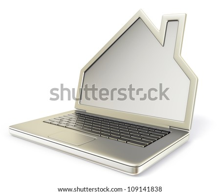 conceptual object isolated on a white background