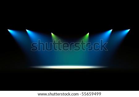 Concert light 2