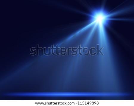 concert lighting against a dark background ilustration #115149898