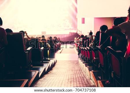 concert seats #704737108