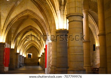 Conciergerie Photo stock ©