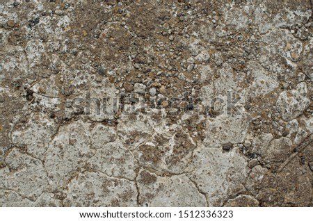 Concrete background at indusrial area. Surface for design ideas.