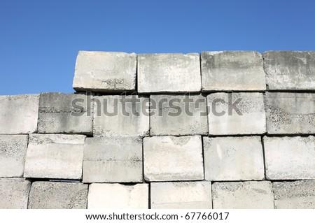 Concrete block Stock photo ©