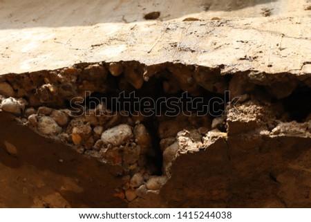Concrete Deterioration I Concrete Failure #1415244038
